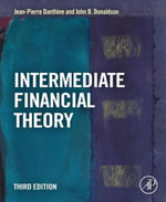 Intermediate Financial Theory - Jean-Pierre Danthine