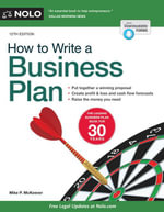 How to Write a Business Plan - Mike McKeever