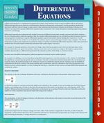 Differential Equations - Speedy Publishing