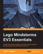 Lego Mindstorms EV3 Essentials - Mujtaba  Abid H.