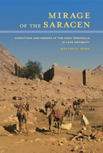 Mirage of the Saracen : Christians and Nomads in the Sinai Peninsula in Late Antiquity - Walter D. Ward