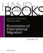 Handbook of the Economics of International Migration, v1B : The Impact