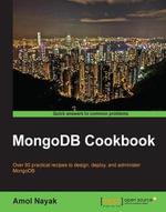 MongoDB Cookbook - Nayak   Amol