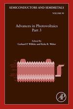 Advances in Photovoltaics : Part 3