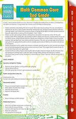 Math Common Core 2nd Grade (Speedy Study Guide) - Speedy Publishing