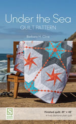 Under the Sea Quilt Pattern - Barbara H. Cline