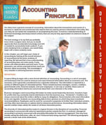 Accounting Principles 1 (Speedy Study Guides) - Speedy Publishing