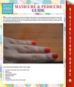 Manicure And Pedicure Guide (Speedy Study Guide) - Speedy Publishing