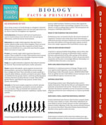 Biology Facts And Principles 1 (Speedy Study Guides) - Speedy Publishing