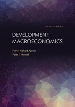 Development Macroeconomics - Pierre-Richard Agénor