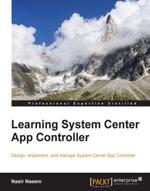 Learning System Center App Controller - Nasir Naeem