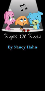 Puppies of Puccini - Nancy Hahn