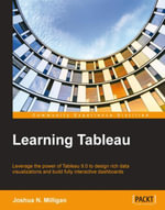 Learning Tableau - Milligan  Joshua N.