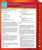 Evaluation And Management (Speedy Study Guides) - Speedy Publishing