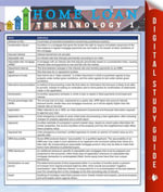 Home Loan Terminology 1 : Speedy Study Guides - MDK Publishing