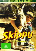 Skippy The Bush Kangaroo : Complete Series Two 5 Disc Set - John Warwick