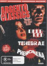 Argento Classics : Volume 1 - Anthony Franciosa