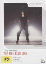 The Thin Blue Line - Jackie Johnson