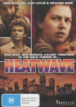 Heatwave : One Man, One Woman : Caught Together In The Cold Terror Of... - Richard Moir
