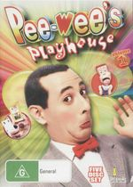 Pee Wee's Playhouse : 5 x DVDs in 1 x Boxed Set : Volume 1 - 5 Disc Set - Larry Fishburne