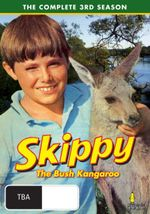Skippy The Bush Kangaroo : The Complete 3rd Season (2 Disc Set) - Tom Oliver