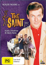The Saint : Series 5 - Roger Moore
