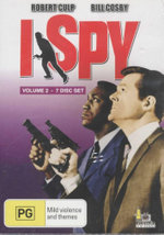 I Spy : Volume 2 - Robert Culp