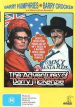 The Adventures of Barry McKenzie - Barry Humphries