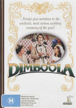 Dimboola  : Accept Your Invitation To The Wackiest, Most Riotous Wedding Ceremony Of The Year! - Bruce Spence
