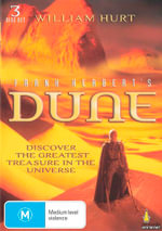 Dune : Discover The Greatest Treasure In The Universe - William Hurt