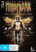 Mindfreak : The Complete Season 3 - Criss Angel