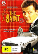 The Saint : Sauve - Chivalrous - And utterly Heroic - Series 3 - Roger Moore
