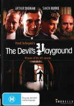The Devil's Playground - Simon Burke