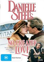 No Greater Love : That Nightmare Evening Threatens A Lifetime Of Dreams - Chris Sarandon