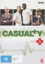 Casualty : Series 1 - Julia Watson
