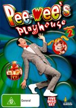 Pee-wee's Playhouse : Volume 2 - John Paragon