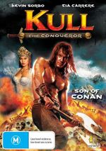 Kull the Conqueror : Son Of Conan - Kevin Sorbo