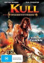 Kull the Conqueror : Son Of Conan - Kevin Sorbo