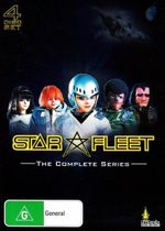 Star Fleet  : The Complete Series