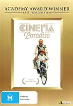 Cinema Paradiso - Salvatore Ascio