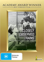Closely Observed Trains - Alois Vachek