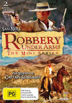 Robbery Under Arms : The Mini Series - Tommy Lewis