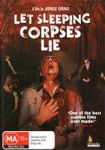 Let Sleeping Corpses Lie - Aldo Massasso