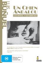 Un Chien Andalou - Salvador Dali
