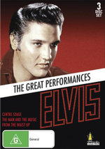 Elvis : The Great Performances - Elvis Presley
