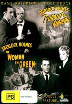 Pursuit to Algiers / The Women in Green : Sherlock Holmes Double Feature - Henry Daniell
