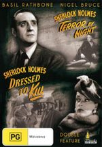 Sherlock Holmes : Terror by Night / Sherlock Holmes : Dressed to Kill : Double Feature - Basil Rathbone