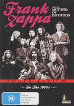 Frank Zappa And The Mothers Of Invention : Under Review In The 1960s - Jimmy Carl Black