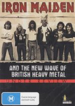 Iron Maiden And The New Wave Of British Heavy Metal : Under Review - Paul Di 'Anno