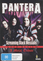 Pantera : Screaming Black Messiahs - Under Review - A Metal Tribute - Screaming Black Messiahs